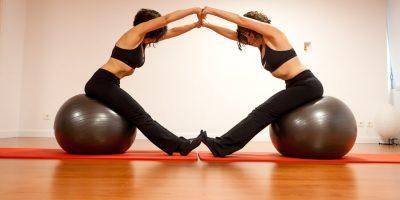 ejercicio por parejas