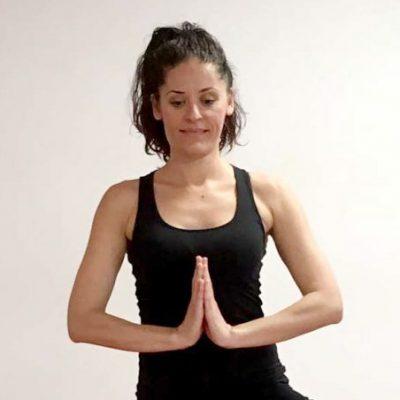 Inés Ortiz - Profesora Yoga Zaragoza