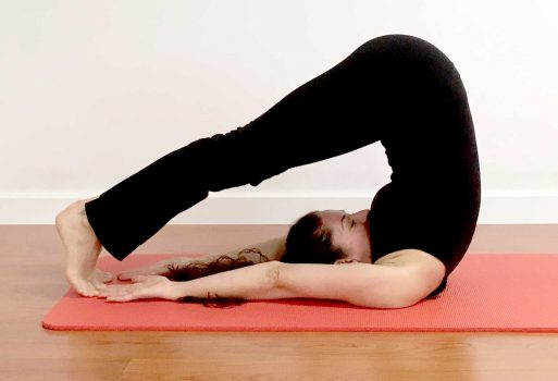 Inés Ortiz - Yoga - Postura